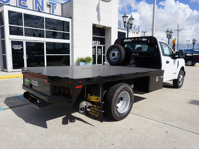 2019 F-350 Regular Cab DRW 4x2,  Knapheide Platform Body #12108 - photo 2