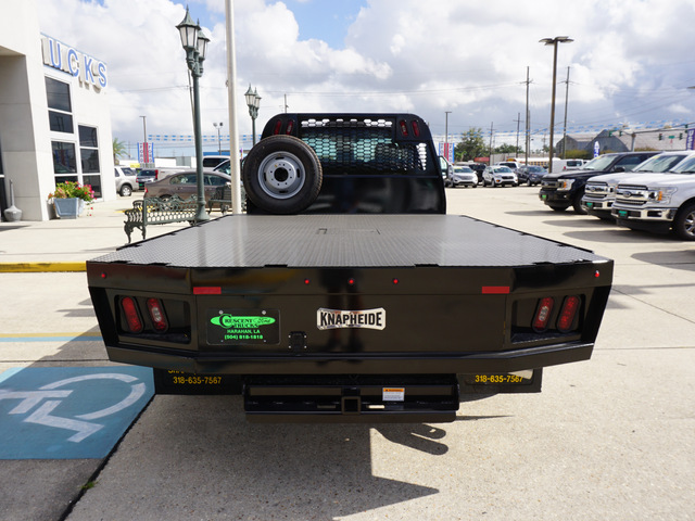 2019 F-350 Regular Cab DRW 4x2,  Knapheide Platform Body #12108 - photo 6