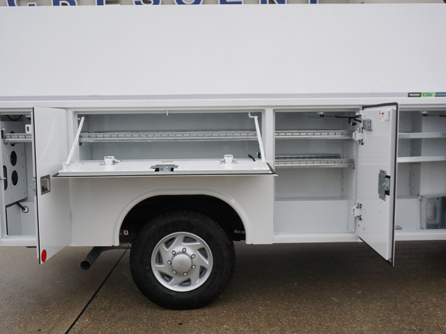 2018 E-350 4x2,  Reading Service Utility Van #12134 - photo 5