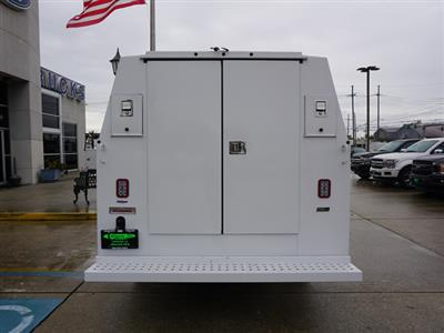 2018 E-350 4x2,  Reading Aluminum CSV Service Utility Van #12134 - photo 6