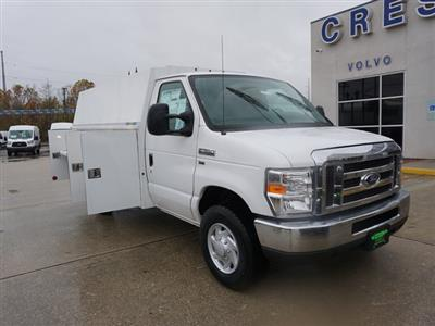 2018 E-350 4x2,  Reading Aluminum CSV Service Utility Van #12136 - photo 3