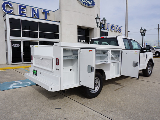 2019 F-250 Super Cab 4x2,  Reading Service Body #12139 - photo 2