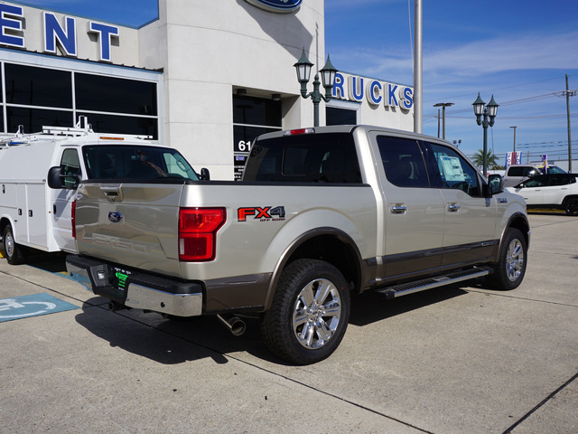2018 F-150 SuperCrew Cab 4x4,  Pickup #12152 - photo 2