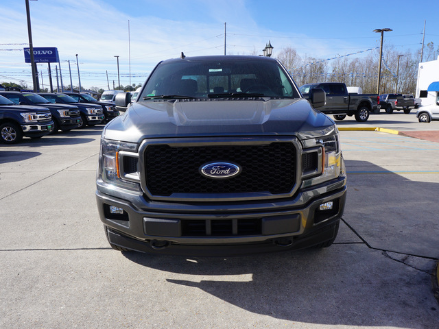 2019 F-150 SuperCrew Cab 4x4,  Pickup #12161 - photo 3