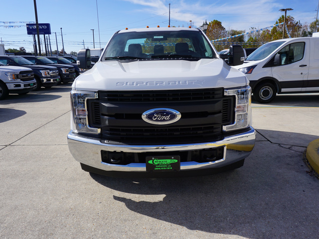 2019 F-350 Regular Cab DRW 4x2,  Cab Chassis #12165 - photo 3