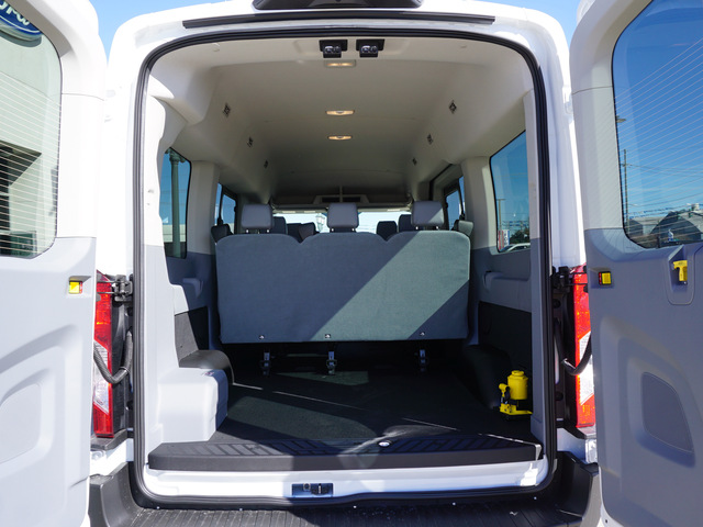 2019 Transit 150 Med Roof 4x2,  Passenger Wagon #12174 - photo 2
