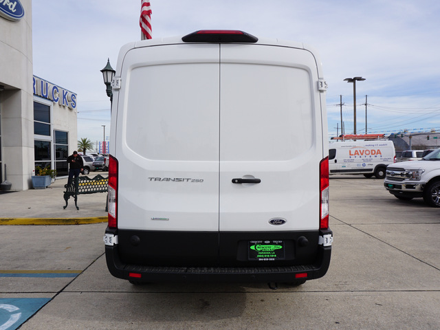 2019 Transit 250 Med Roof 4x2,  Empty Cargo Van #12186 - photo 6