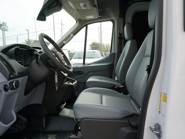 2019 Transit 250 Med Roof 4x2,  Empty Cargo Van #12186 - photo 8