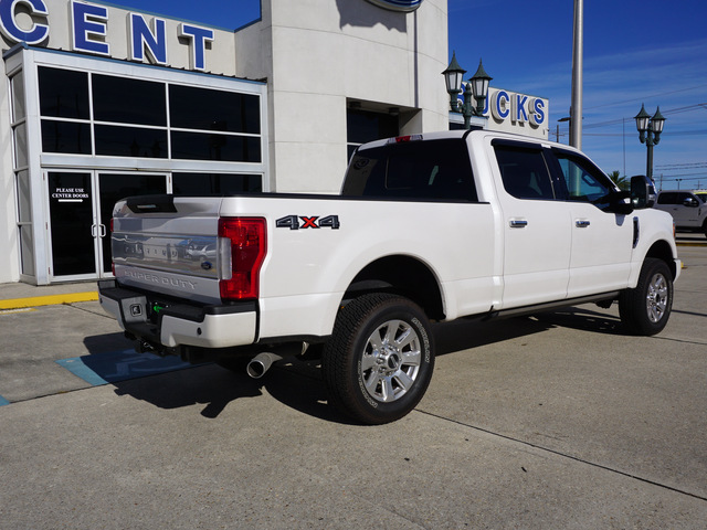 2018 F-250 Crew Cab 4x4,  Pickup #12188A - photo 2