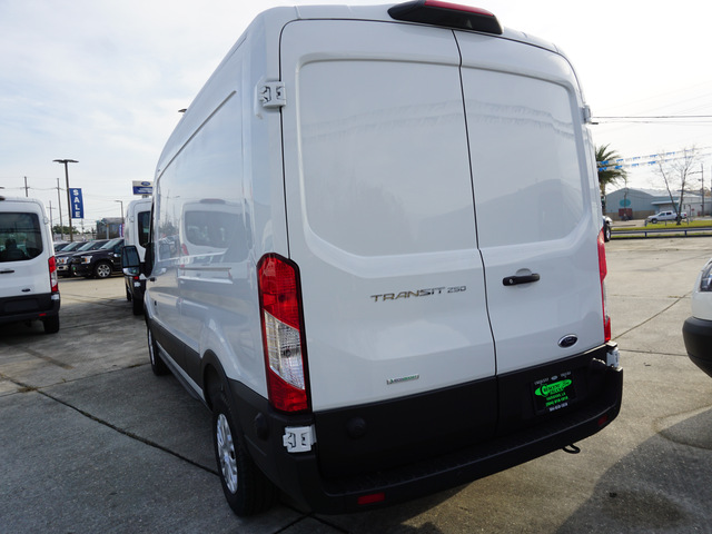 2019 Transit 250 Med Roof 4x2,  Empty Cargo Van #12199 - photo 5