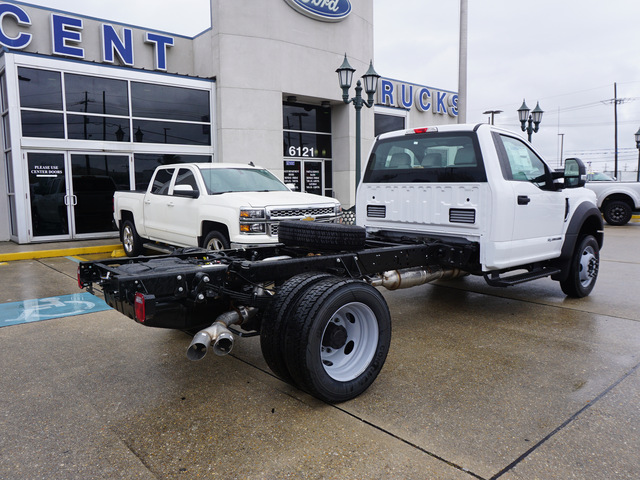 2019 F-550 Regular Cab DRW 4x2,  Cab Chassis #12201 - photo 2