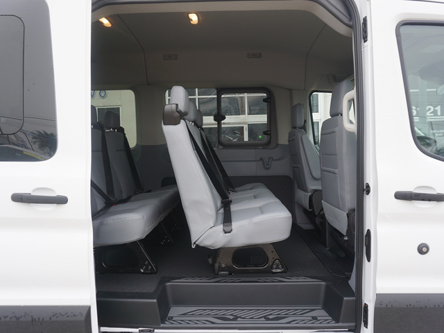 2019 Transit 150 Med Roof 4x2,  Passenger Wagon #12205 - photo 7