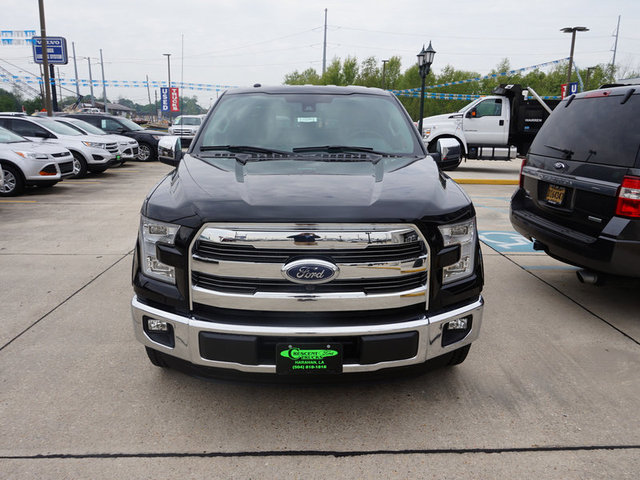 2016 F-150 SuperCrew Cab 4x2,  Pickup #4393 - photo 5