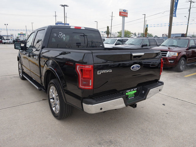 2016 F-150 SuperCrew Cab 4x2,  Pickup #4393 - photo 2