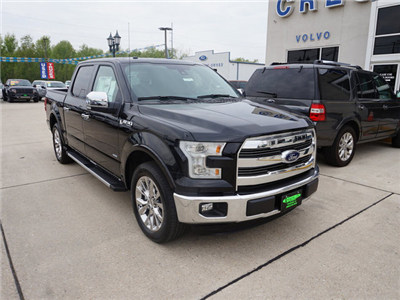 2016 F-150 SuperCrew Cab,  Pickup #4393 - photo 4
