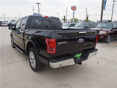2016 F-150 SuperCrew Cab,  Pickup #4393 - photo 2