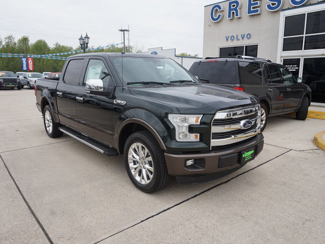 2016 F-150 SuperCrew Cab 4x2,  Pickup #4394 - photo 3