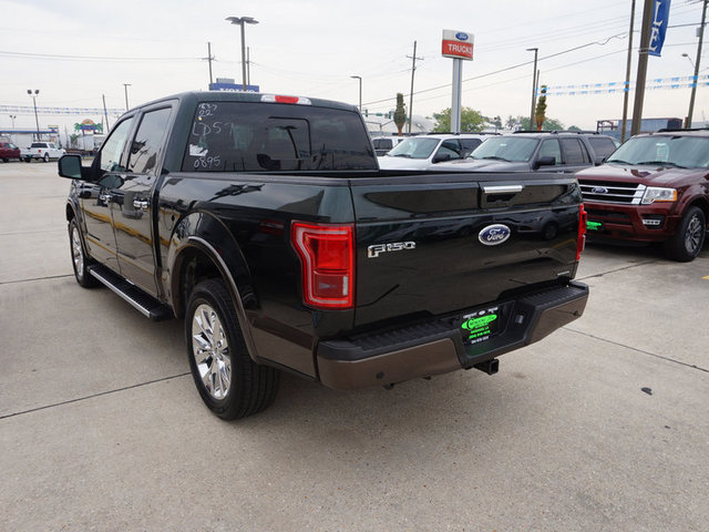 2016 F-150 SuperCrew Cab 4x2,  Pickup #4394 - photo 2