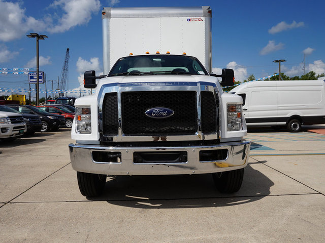 2016 F-650 DRW 4x2,  Morgan Dry Freight #5409 - photo 3