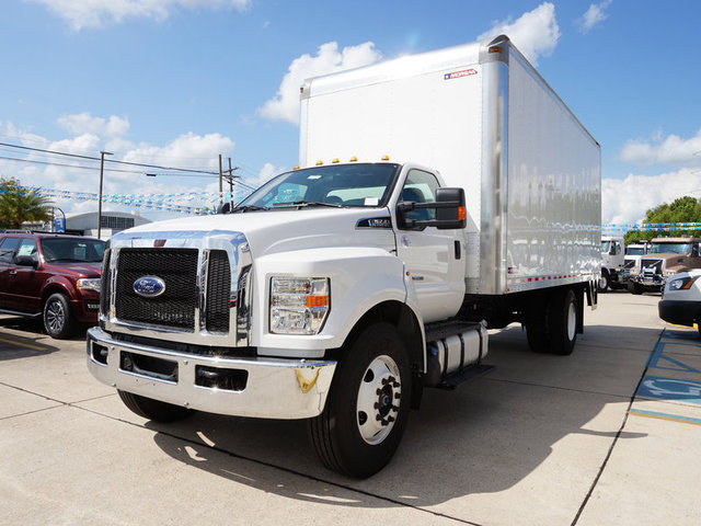 2016 F-650 DRW 4x2,  Morgan Dry Freight #5409 - photo 4