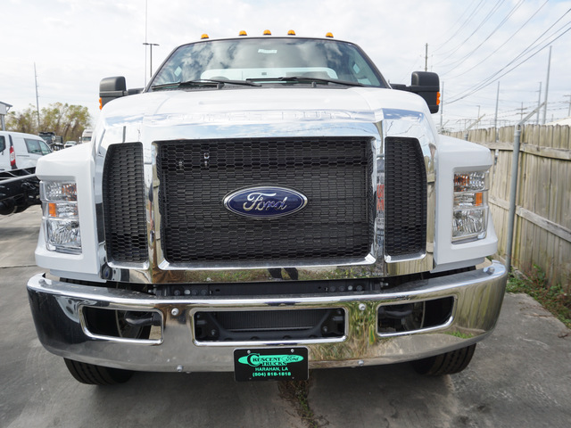 2019 F-650 Regular Cab DRW 4x2,  Cab Chassis #5483 - photo 3