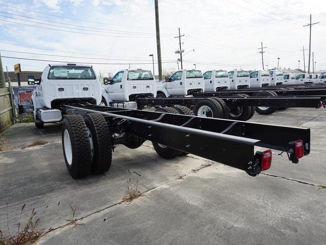 2019 F-650 Regular Cab DRW 4x2,  Cab Chassis #5483 - photo 2