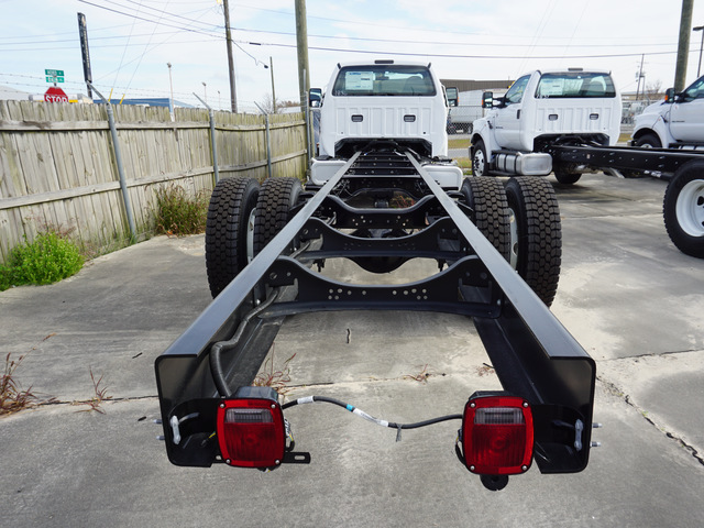 2019 F-650 Regular Cab DRW 4x2,  Cab Chassis #5483 - photo 5