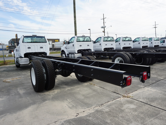 2019 F-650 Regular Cab DRW 4x2,  Cab Chassis #5484 - photo 2