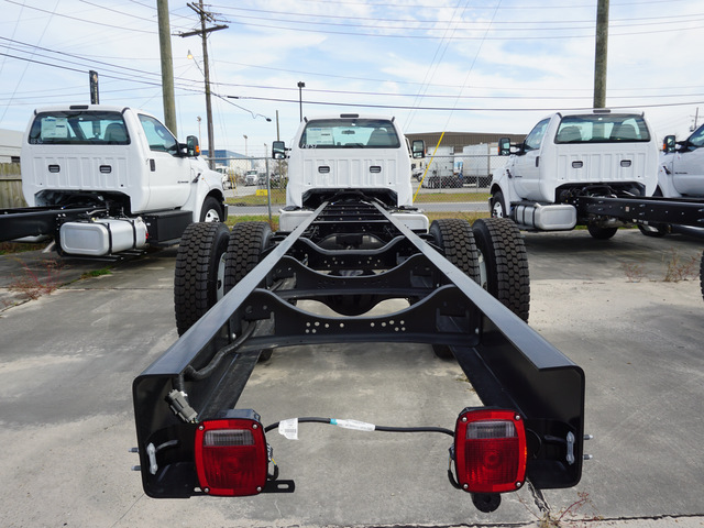 2019 F-650 Regular Cab DRW 4x2,  Cab Chassis #5484 - photo 4