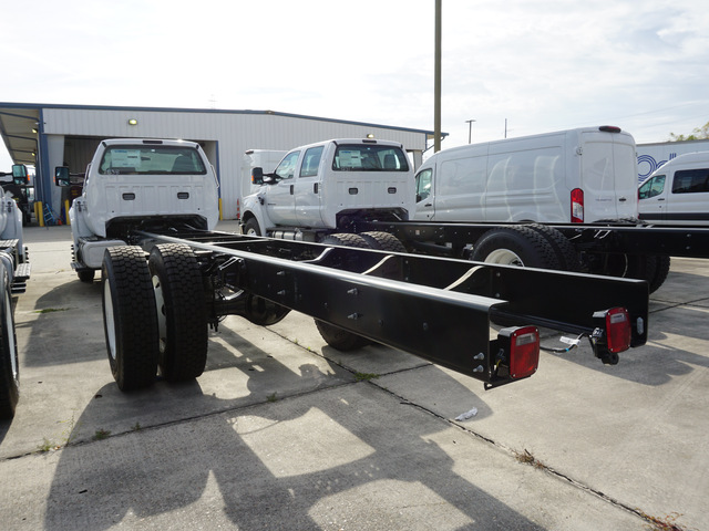 2019 F-650 Regular Cab DRW 4x2,  Cab Chassis #5485 - photo 2