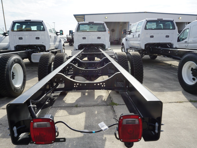 2019 F-650 Regular Cab DRW 4x2,  Cab Chassis #5485 - photo 5