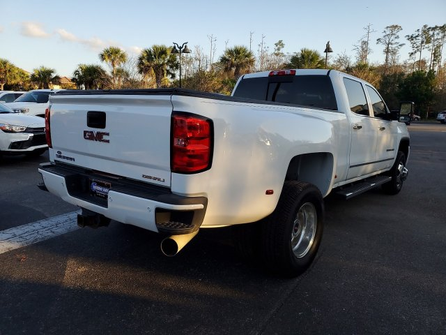 2015 GMC Sierra 3500 Crew Cab 4x4, Pickup #165159A - photo 1