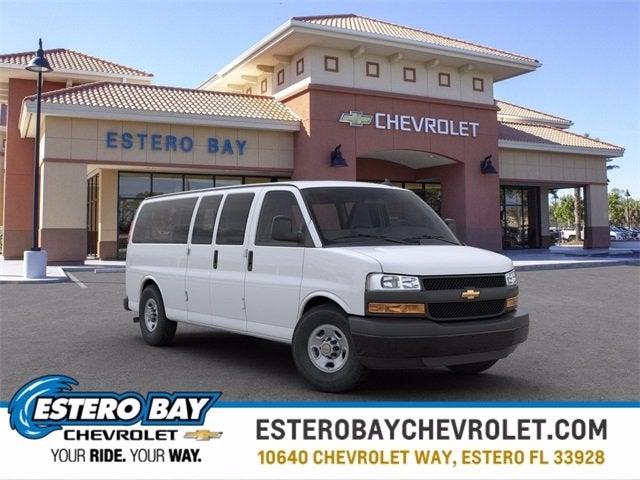 2020 Chevrolet Express 3500 RWD, Passenger Wagon #6951 - photo 1