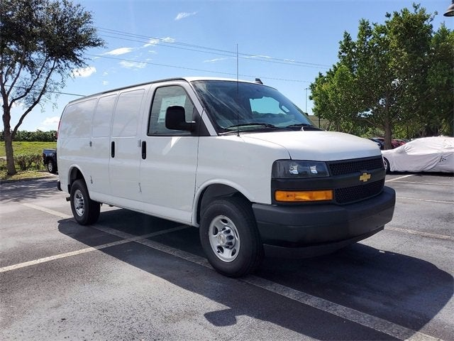 2020 Chevrolet Express 2500 4x2, Adrian Steel Upfitted Cargo Van #6960 - photo 4