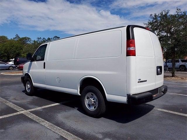 2020 Chevrolet Express 2500 4x2, Adrian Steel Upfitted Cargo Van #6960 - photo 8