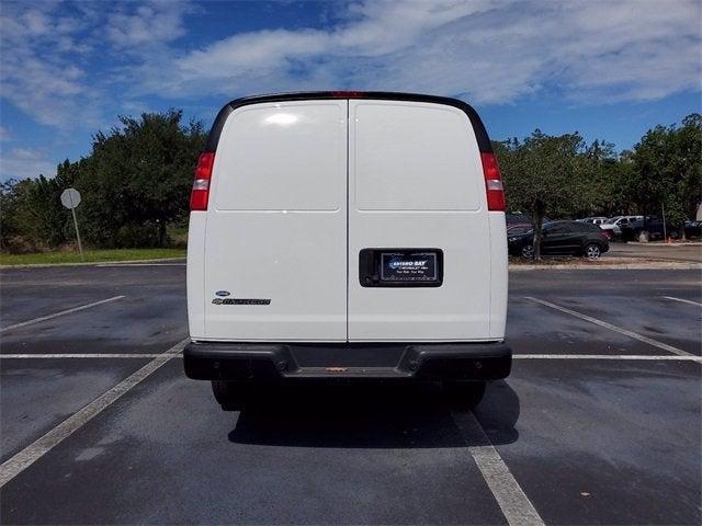 2020 Chevrolet Express 2500 4x2, Adrian Steel Upfitted Cargo Van #6960 - photo 9