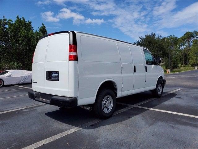 2020 Chevrolet Express 2500 4x2, Adrian Steel Upfitted Cargo Van #6960 - photo 10