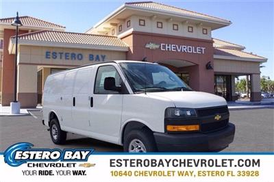 2020 Chevrolet Express 2500 4x2, Adrian Steel Upfitted Cargo Van #6960 - photo 1