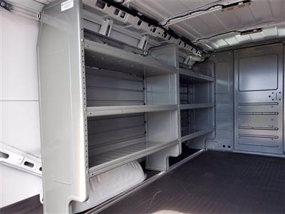 2020 Chevrolet Express 2500 4x2, Adrian Steel Upfitted Cargo Van #6960 - photo 11
