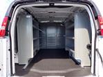 2020 Chevrolet Express 2500 4x2, Adrian Steel Upfitted Cargo Van #6960 - photo 2
