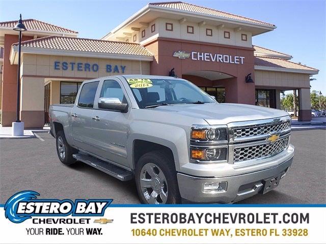 2014 Chevrolet Silverado 1500 Crew Cab 4x2, Pickup #9366A - photo 1
