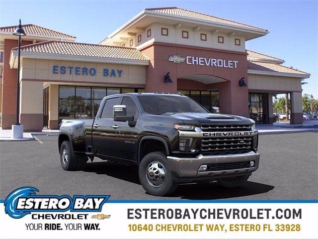 2021 Chevrolet Silverado 3500 Crew Cab 4x4, Pickup #9453 - photo 1