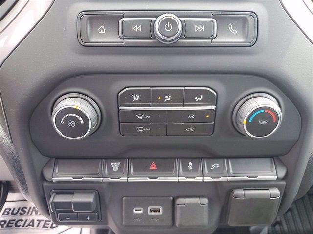 2021 Chevrolet Silverado 3500 Crew Cab 4x4, Contractor Body #9760 - photo 27