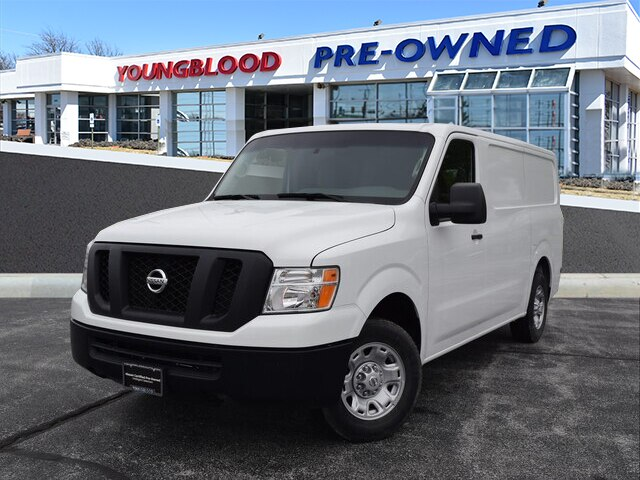 2017 Nissan NV1500 Standard Roof 4x2, Empty Cargo Van #123268A - photo 1