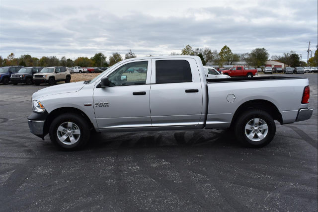 2018 Ram 1500 Crew Cab 4x4,  Pickup #21647 - photo 4