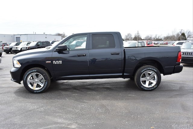 2018 Ram 1500 Crew Cab 4x4,  Pickup #22030 - photo 4