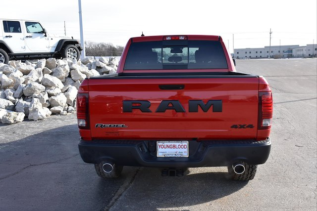 2018 Ram 1500 Crew Cab 4x4, Pickup #22034 - photo 4