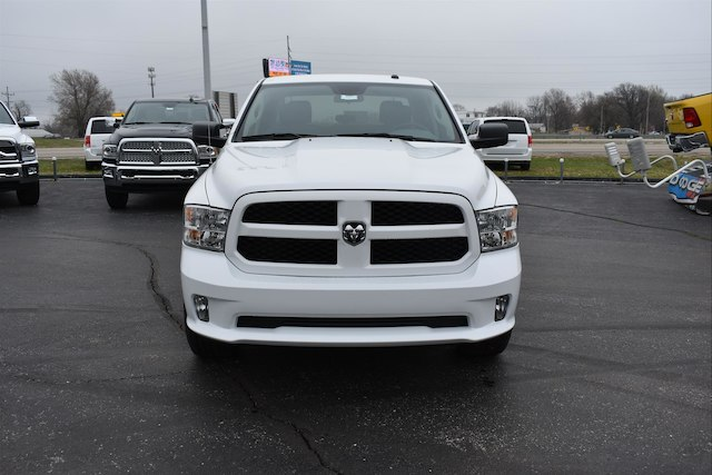 2018 Ram 1500 Crew Cab 4x4,  Pickup #22052 - photo 1