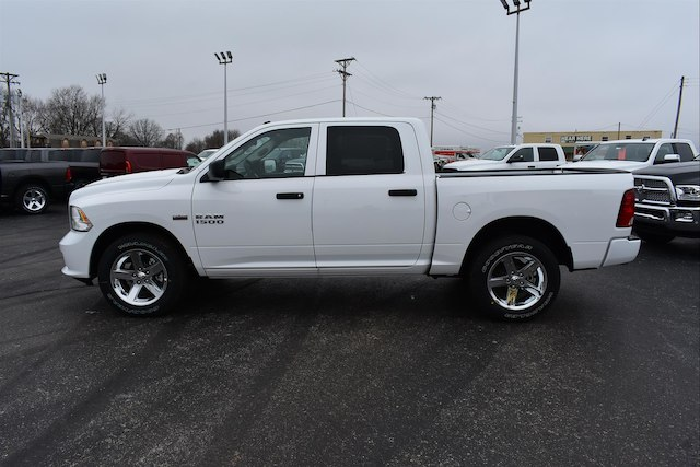 2018 Ram 1500 Crew Cab 4x4,  Pickup #22052 - photo 4