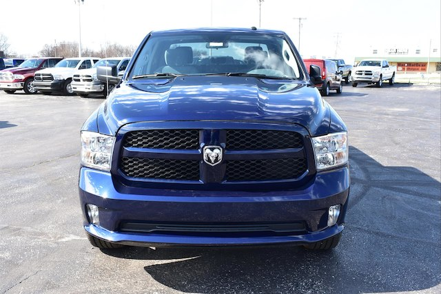 2018 Ram 1500 Crew Cab 4x4,  Pickup #22065 - photo 3